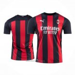 AC Milan Authentic Home Shirt 2020-2021