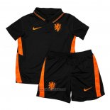 Holland Away Shirt Kids 2020-2021