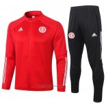 Jacket Tracksuit SC Internacional 2020-2021 Red