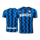 Inter Milan Authentic Home Shirt 2020-2021