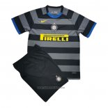 Inter Milan Third Shirt Kids 2020-2021