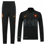 Jacket Tracksuit Holland 2020 Black