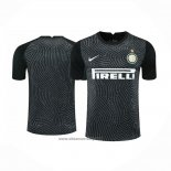 Inter Milan Goalkeeper Shirt 2020-2021 Black