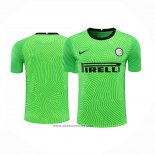 Inter Milan Goalkeeper Shirt 2020-2021 Green