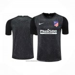 Atletico Madrid Goalkeeper Shirt 2020-2021 Black