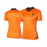 Holland Home Shirt Womens 2020-2021