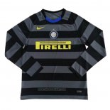 Inter Milan Third Shirt Long Sleeve 2020-2021