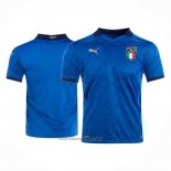 Italy Authentic Home Shirt 2020-2021