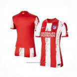 Atletico Madrid Home Shirt Womens 2021-2022