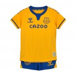 Everton Away Shirt Kids 2020-2021
