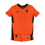 Holland Home Shirt Kids 2020-2021