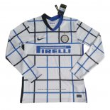 Inter Milan Away Shirt Long Sleeve 2020-2021