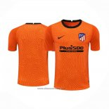 Atletico Madrid Goalkeeper Shirt 2020-2021 Orange