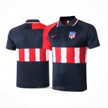Polo Atletico Madrid 2020-2021 Blue