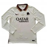Roma Away Shirt Long Sleeve 2020-2021