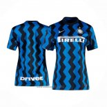 Inter Milan Home Shirt Womens 2020-2021