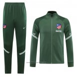 Jacket Tracksuit Atletico Madrid 2020-2021 Green