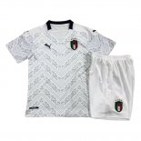 Italy Away Shirt Kids 2020-2021