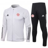 Jacket Tracksuit SC Internacional 2020-2021 Grey