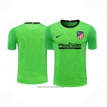 Atletico Madrid Goalkeeper Shirt 2020-2021 Green