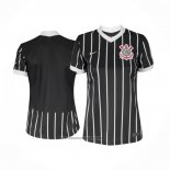 Corinthians Away Shirt Womens 2020-2021