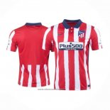 Atletico Madrid Authentic Home Shirt 2020-2021
