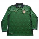 Italy Third Shirt Long Sleeve 2020