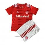 Sc Internacional Home Shirt Kids 2021