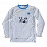 Olympique Marseille Home Shirt Long Sleeve 2020-2021