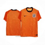 Thailand Corinthians Goalkeeper Shirt 2020-2021 Orange