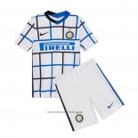 Inter Milan Away Shirt Kids 2020-2021