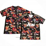 Training Shirt Manchester United 2021 Orange