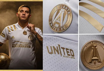 Atlanta United football shirts 2020-21