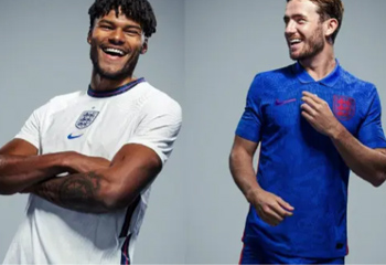 England football shirts 2020-21