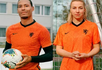 Holland football shirts 2020-21