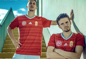 Hungary football shirts 2020-21