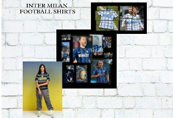 Inter Milan football shirts 2020-21