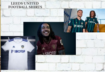 Leeds United football shirts 2020-21